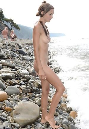 Naked Under Dress Public